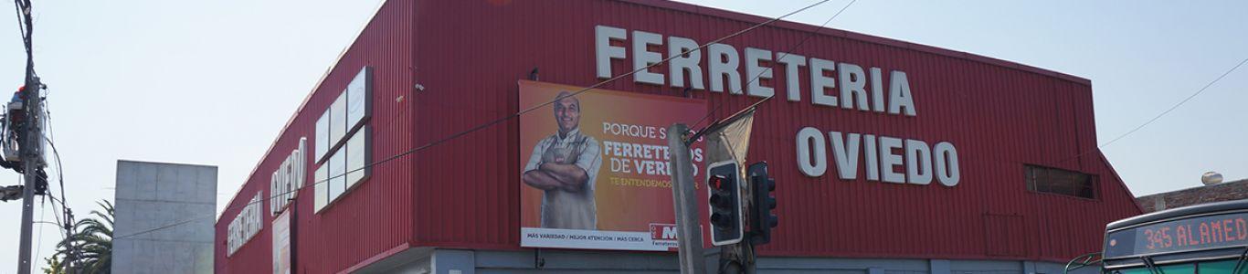 Ferreterías Oviedo