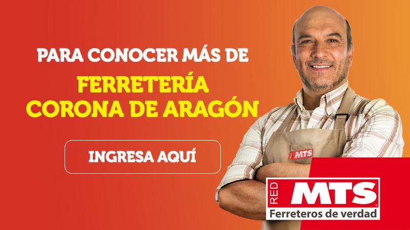 Conoce más Ferretería Corona de Aragón