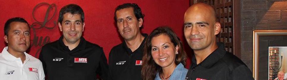 ¡MTS apoya y auspicia a árbitros de Chile por 5 años más!