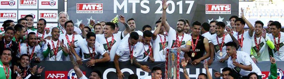 """Santiago Wanderers derrotó a la """"U"""" y es el nuevo campeón de la Copa Chile MTS"""