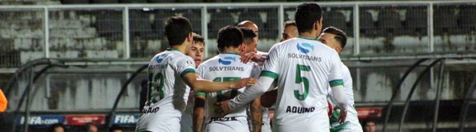 Deportes Puerto Montt vence a Universidad de Concepción en el debut de Fernando Vergara