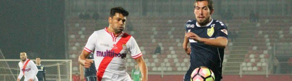 AC Barnechea dio la sorpresa al vencer a Curicó Unido en La Granja