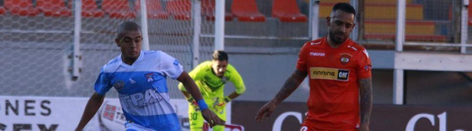 Cobreloa saca ventaja tras vencer a San Marcos de Arica en Calama