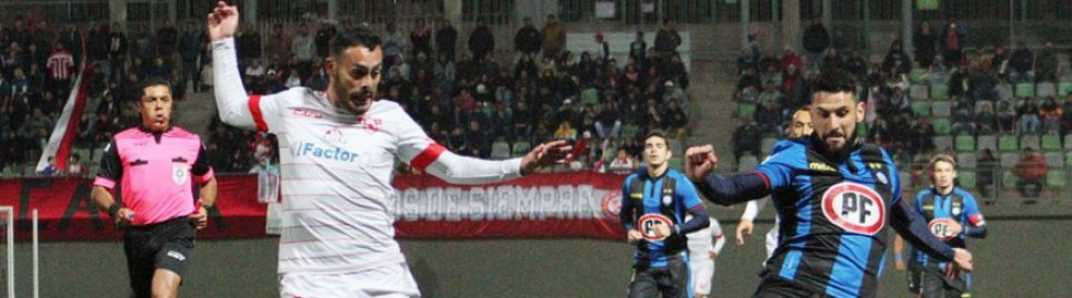 Huachipato sacó ventaja tras vencer a Deportes Copiapó