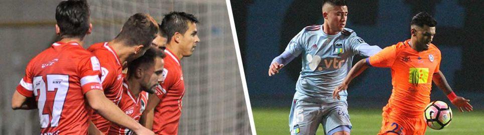 Colchagua CD y Unión La Calera avanzan a octavos de final de la Copa Chile MTS 2018