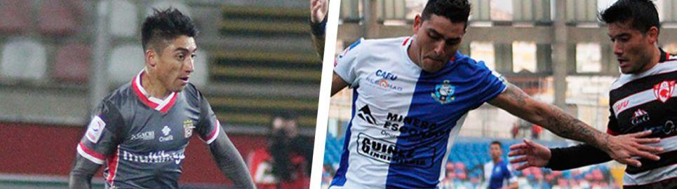 Deportes Copiapó y Curicó Unido pasan a octavos de final de la Copa Chile MTS 2018