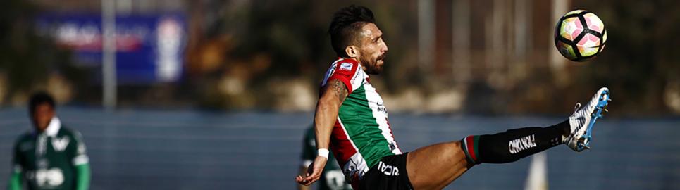 Palestino deja en el camino al actual campeón