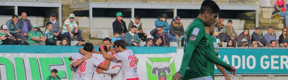 Deportes Valdivia se queda con la llave tras empatar con Temuco