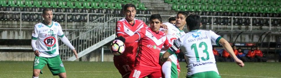Deportes Valdivia avanzó de fase pese a caer ante Deportes Puerto Montt