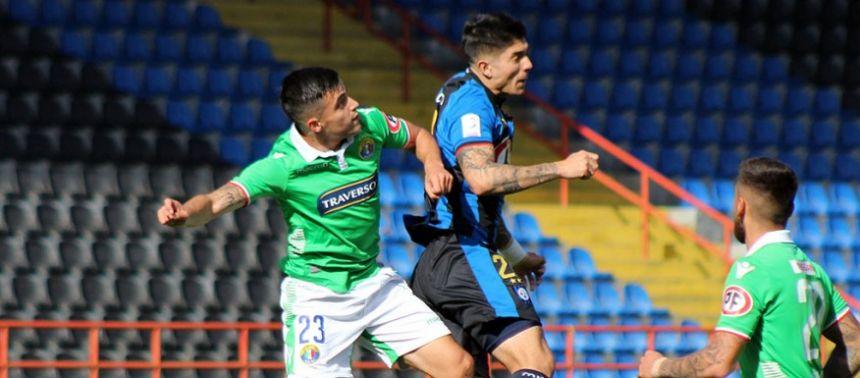 Audax Italiano venció a Huachipato a domicilio y se instala en semifinales