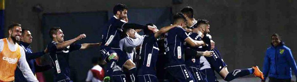 AC Barnechea es el primer semifinalista tras vencer por penales a Deportes Valdivia