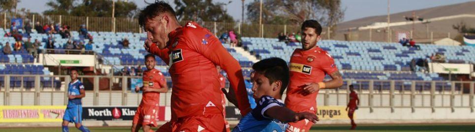 Cobreloa ganó por la mínima y firmó su paso a cuartos de final