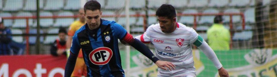 Huachipato selló su pase a cuartos de final tras igualar con Deportes Copiapó