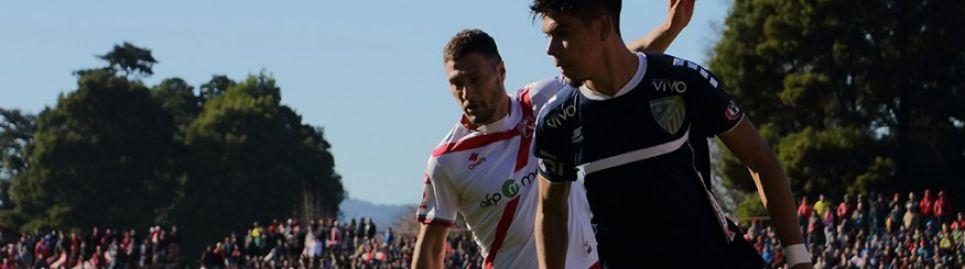 Barnechea logró sacar ventaja por la mínima frente a Deportes Valdivia