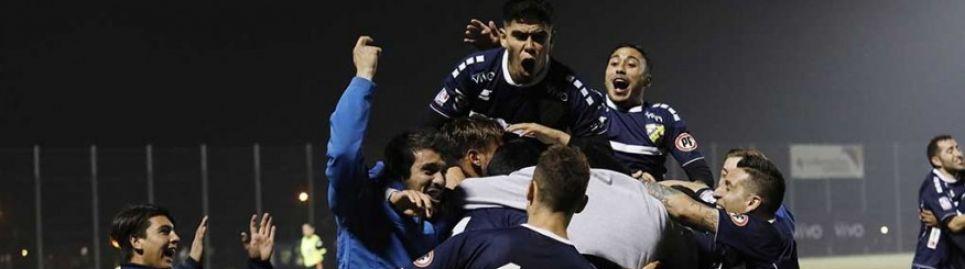 AC Barnechea derrotó en penales a Curicó Unido