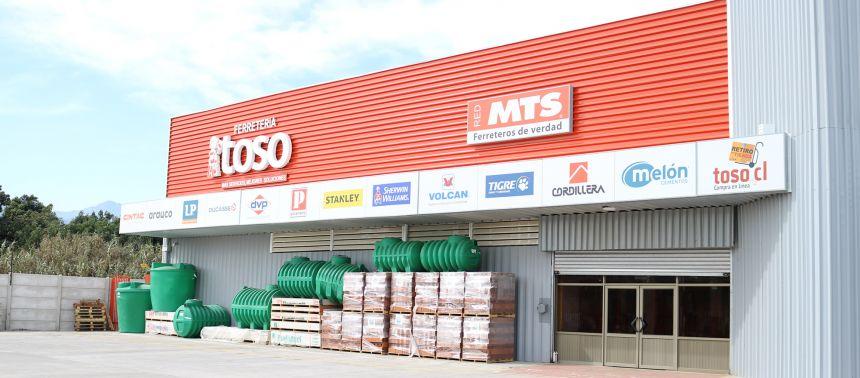 Toso: Inagura su nueva tienda en Limache