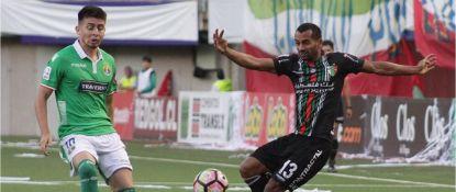 Palestino despertó en el cierre y tomó ventaja en la final frente a Audax Italiano