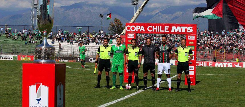 Nuevamente este 2019 MTS auspiciador oficial de Copa Chile