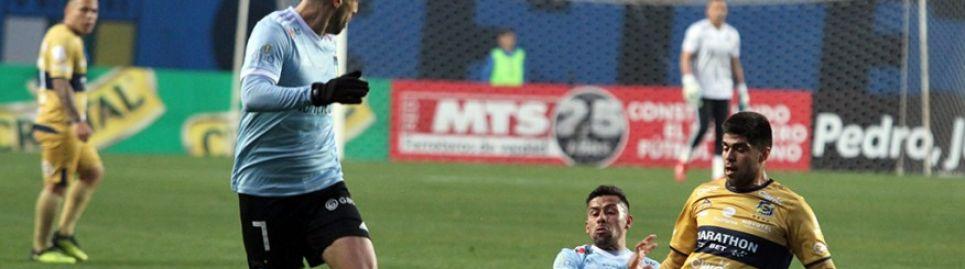Everton clasifica a cuartos final tras igualar con O'Higgins en intenso compromiso