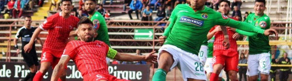 Audax derrota a San Felipe y es el primer clasificado a los cuartos de final