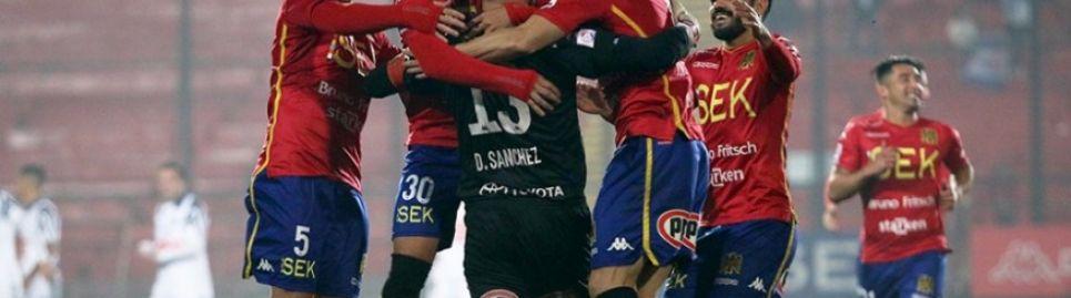 Unión Española cierra el listado de clasificados a octavos de final tras vencer por penales a Melipilla