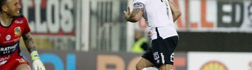 Colo Colo superó a Everton y consiguió una leve ventaja en su llave copera