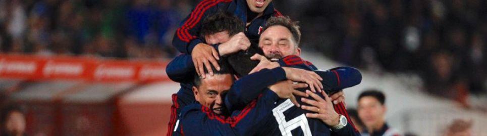 Universidad de Chile superó su llave ante Cobresal y es el primer semifinalista