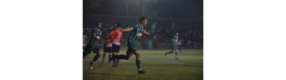 Rodelindo derrota a Tricolor de Paine en Buin