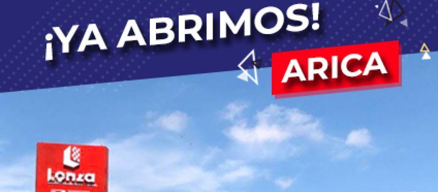 ¡Ya Abrimos! Conoce la nueva sucursal de Lonza en Arica